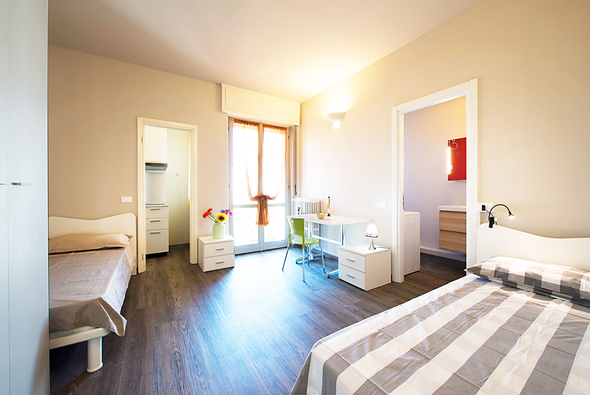 Two-rooms Apartment • 32A