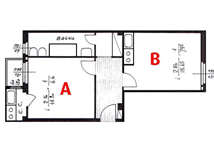 4° piano