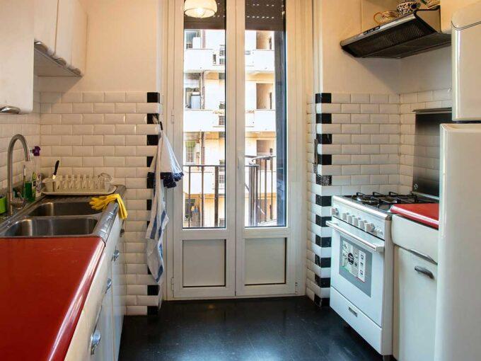 Via Doria 37_kitchen