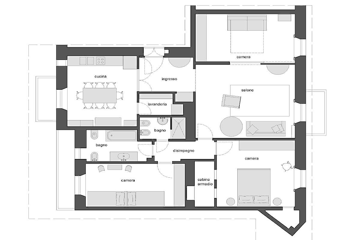 2° piano