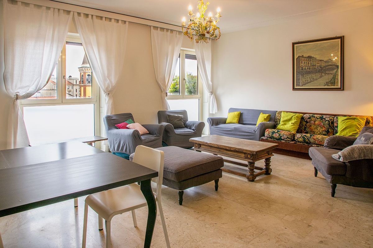 Beatiful four-room apartment in Piazza Argentina area •52